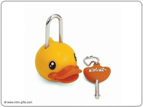 B.Duck Yellow Lock