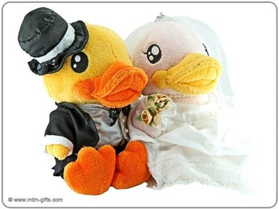 B.Duck Wedding Couple