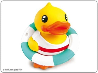 B.Duck Swimmer Medium Money Box