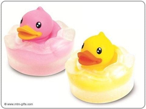 B.Duck Soap Holders