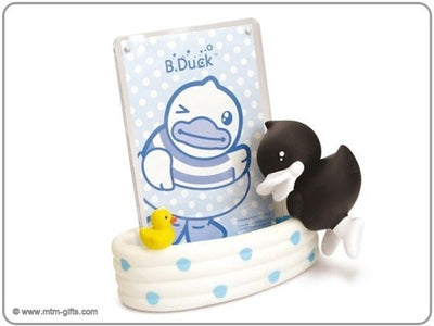 B.Duck Black Photo Frame