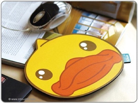 B.Duck Yellow Mouse Mat