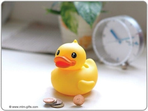 B.Duck Yellow Money Box