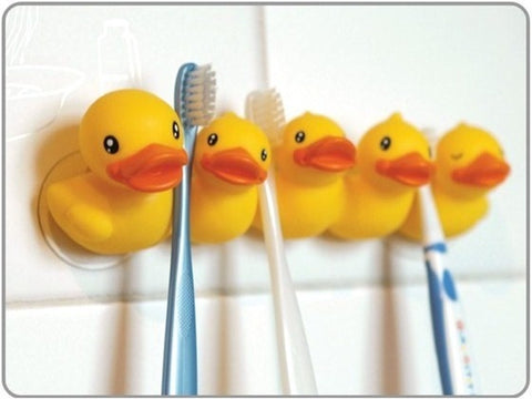 B.Duck Toothbrush Holder