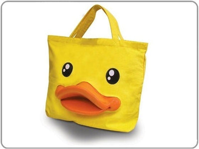 B.Duck Tote Bag