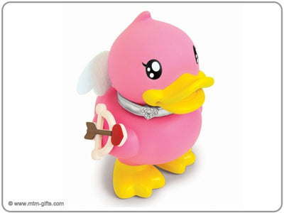 B.Duck Pink Love Money Box
