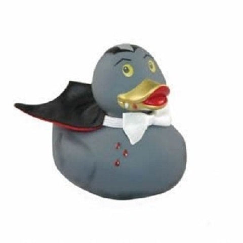 Count Ducula Rubber Duck  By Opal