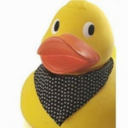 Duck with Black Bandana By Opal