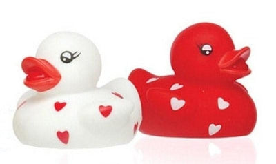 LITTLE FLASHERS : Love Rubber Ducks  By Opal