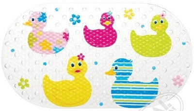 SAFETY BATH MAT : Fancy Rubber Duck By Opal