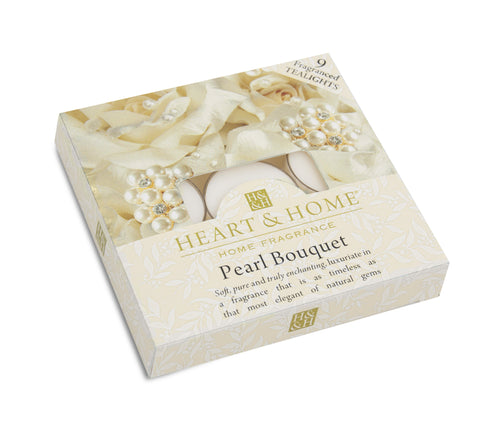 Pearl Bouquet - Tealights - From Heart and Home