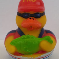 Fisherman Duck by Rubber Duckies