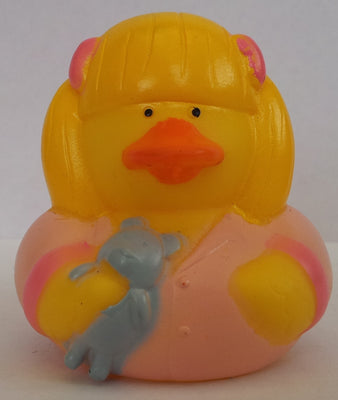 Young Sister Duck by Rubber Duckies