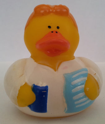 Dad Duck by Rubber Duckies