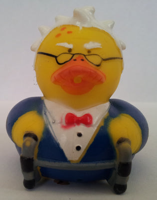 Grandad Duck 2 by Rubber Duckies