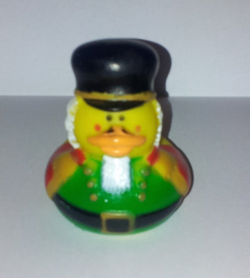 Russian Soldier Duck by Rubber Duckies