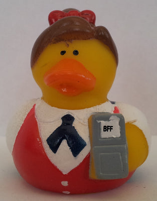 BFF Duck by Rubber Duckies