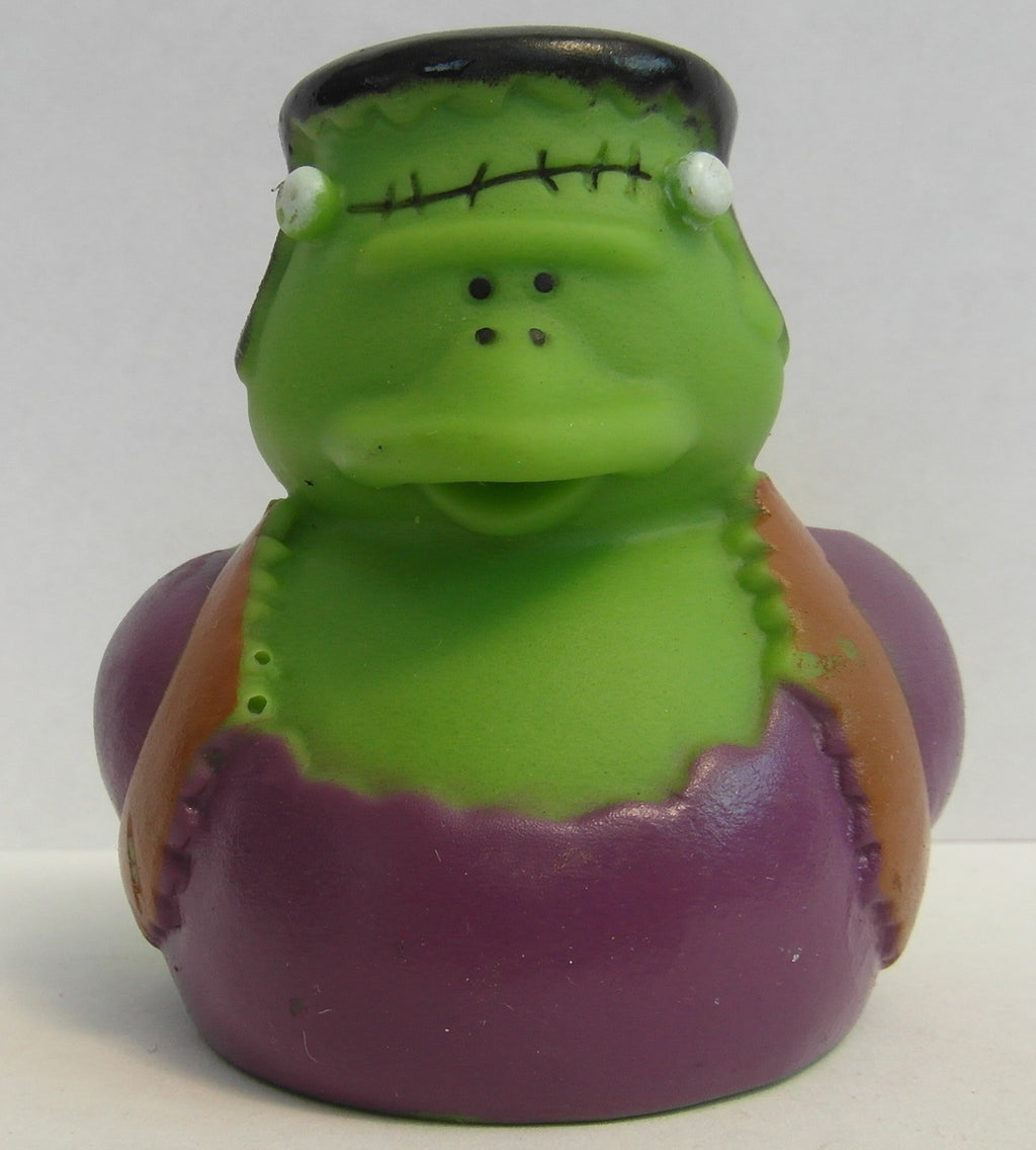 Frankenstein Duck (Halloween) by Rubber Duckies