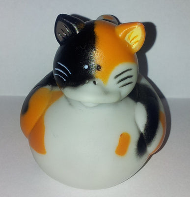 Cat Duck - Tabby by Rubber Duckies