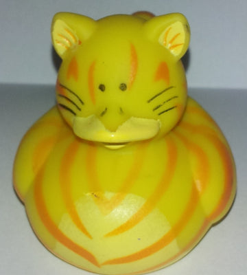Cat Duck - Ginger by Rubber Duckies