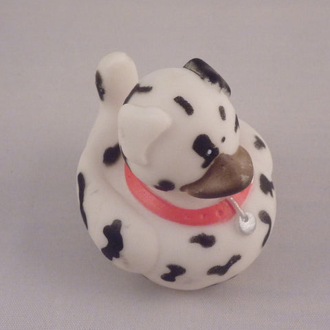 Dalmation Duck by Rubber Duckies