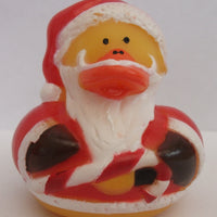 Santa Duck by Rubber Duckies