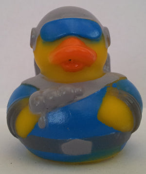 Commander Duck by Rubber Duckies