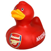 Arsenal Vinyl Bath Time Rubber Duck