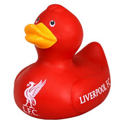 Liverpool Vinyl Bath Time Rubber Duck