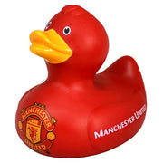 Manchester United Vinyl Bath Time Rubber Duck