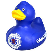 Rangers Vinyl Bath Time Rubber Duck