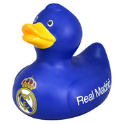 Real Madrid Vinyl Bath Time Rubber Duck