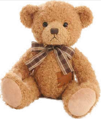 Fenton Bear - Gorgeous Teddies by Suki