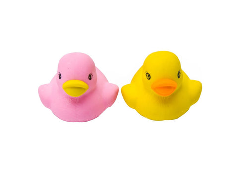 The Rubber Duck Eraser