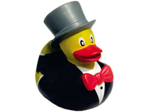 Deco Rubber Duck Funky Groom