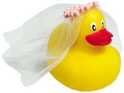 Deco Rubber Duck Funky Bride