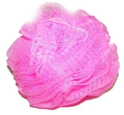 Nylon Scrunchie - Shocking Pink