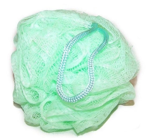 Nylon Scrunchie - Lime Green
