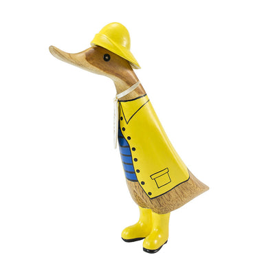DCUK - Duckling - Seafaring Fisherman with Souwester and Wellies