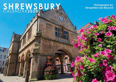 Shrewsbury Large Calendar 2020