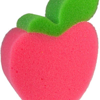 Fun Fruit Sponges - Apple Shape