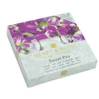 Sweet Pea - Tealights - From Heart and Home