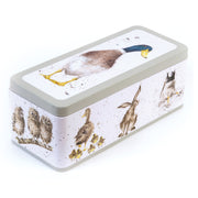 Cracker Tin - Wrendale Designs