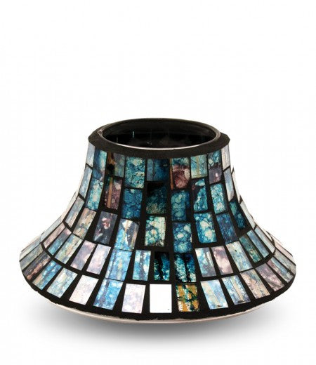 HH Twilight Mosaic Jar Shade From Heart and Home