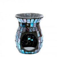 HH Twilight Mosaic Glass Warmer From Heart and Home