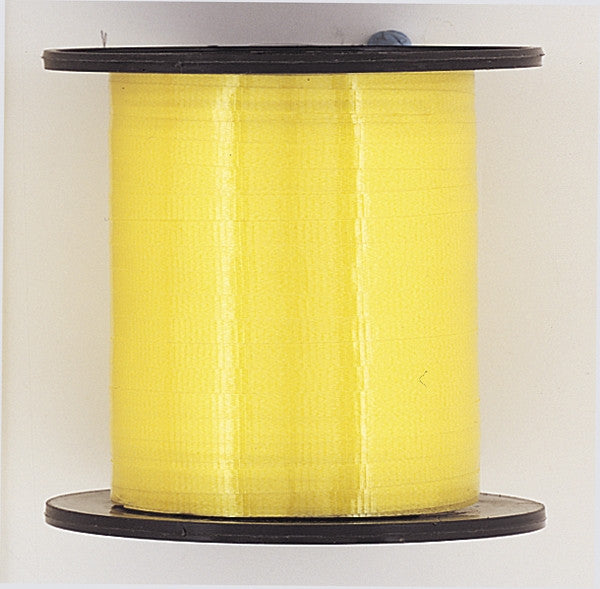 1  Ribbon Spool 500 Yds. - Daffodil Yellow