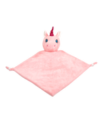 Pink Unicorn Snuggle Buddy