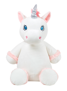 Jumbo Unicorn - White