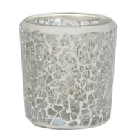 Clear Lustre Votive Holder 6.5cm