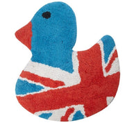 Union Jack Duck Bath Mat
